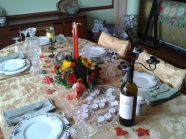 Thanksgiving at chez Rosi